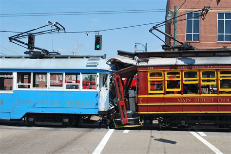 Trolley Crash | Daily Photo | Memphis News and Events ...
