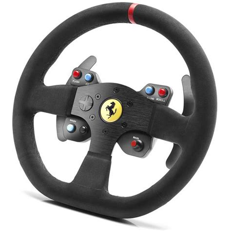 Volante Thrustmaster by Thrustmaster 599xx Evo 30 Wheel Add On Alcantara Edition