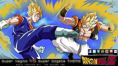 dragon ball  super vegito  super gogeta theme