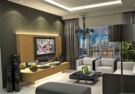 le canapé décoration salon en noir et blanc décoration salon