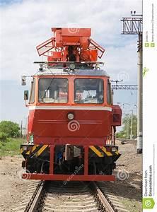 Rail Service Vehicle Royalty Free Stock Photo - Image ...
