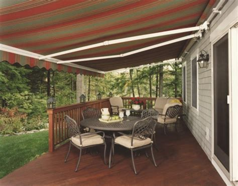 deck patio awnings