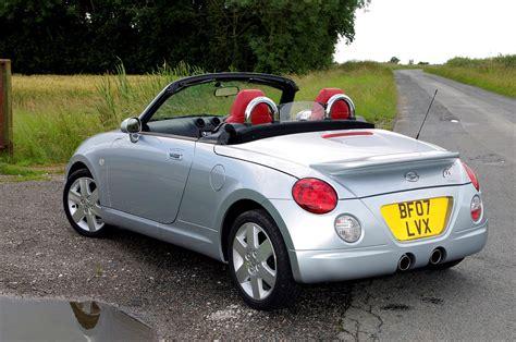 daihatsu copen coupe cabriolet review   parkers