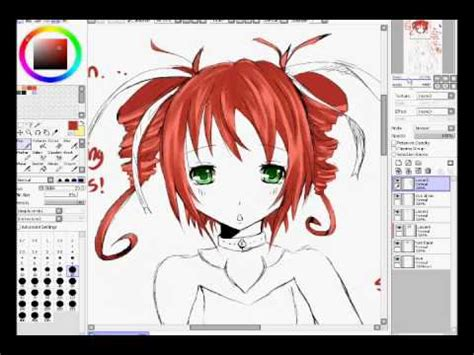 Coloring Hair Anime by How To Color Anime Hair