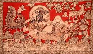 Kalamkari - The Ancient Indian Art of Organic Fabric Painting