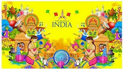 Festivals Hindu India Popular Celebrated