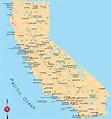 california map - Free Large Images