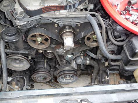 1994 Toyotum 4x4 3 0 Engine Diagram by 1994 Toyota 4runner V6 3vze Timing Belt Replacment 14 Steps