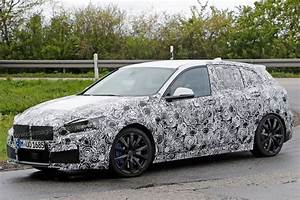 Bmw Serie1 : new front wheel drive bmw 1 series spied winter testing by car magazine ~ Gottalentnigeria.com Avis de Voitures