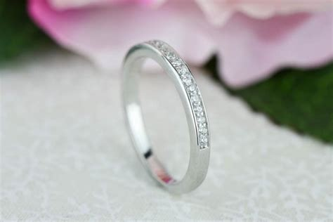 Small, Channel Set Half Eternity Ring, 2mm Wedding Band. Mining Diamond. Triangle Stud Earrings. Personalized Wooden Watches. Bangle Beads. Indian Bangle Bracelets. Stainless Steel Bangle Charm Bracelets. Bubble Pendant. Replacement Watches