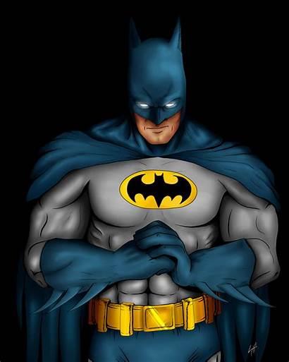 Batman Cartoon Arkham Deviantart Wallpapers Cartoons 70s