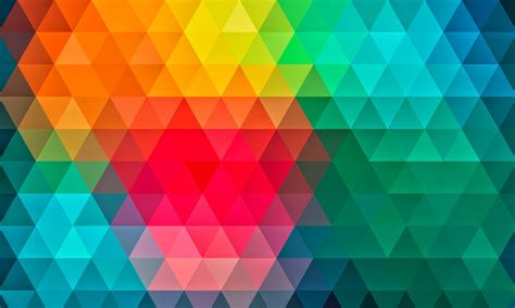 abstract triangles wallpapers hd wallpapers high