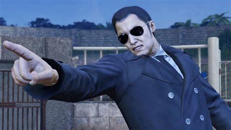 yakuza   amon boss battle hard youtube