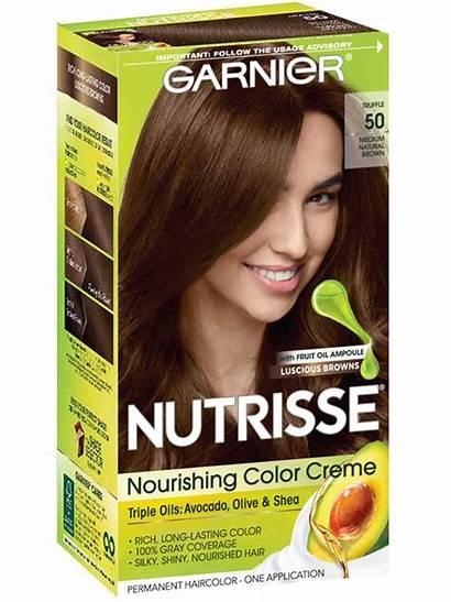 Brown Nutrisse Medium Natural Garnier Hair Creme