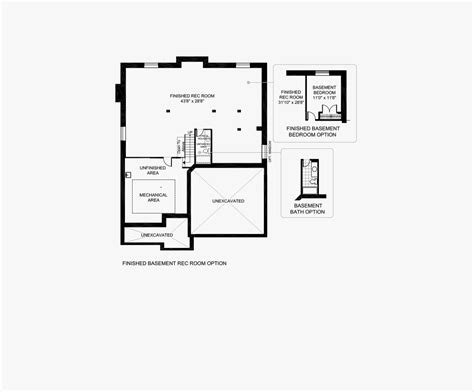 kitchen design blueprints elm bungalow 60ft collection in manotick minto 1108