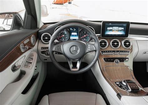 mercedes dashboard 2018 mercedes c class facelift interior spyshots s class