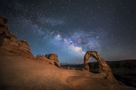 arches national park ben coffman photography