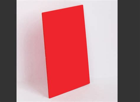 red color core laminate sheet view specifications