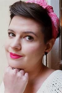 Tuto Coiffure Cheveux Court : tuto coiffure inspiration pin up pour cheveux courts ~ Melissatoandfro.com Idées de Décoration
