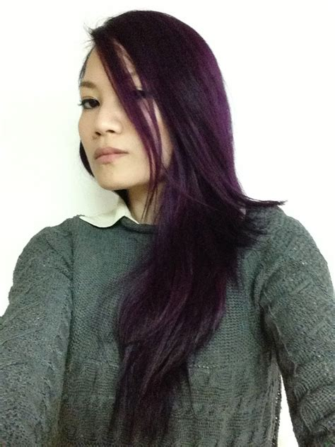 Shade Hair Color by Eggplant Salonfree Hairdye Haircolor Colorhair