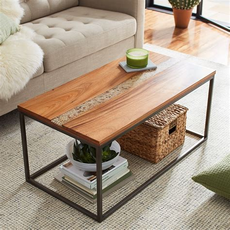 River rock coffee open for online orders & carryout st. River Rock Coffee Table - Pier1