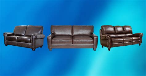 Top Leather Sofa Brands by The Best Leather Sofa Brands For 2019 Top 10 Review