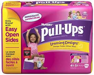 Amazon.com: Huggies Pull-Ups Training Pants for Girls with ...