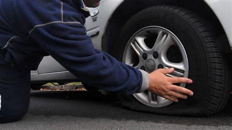 Vandals Slash Dozens Of Car Tyres In Como Streets