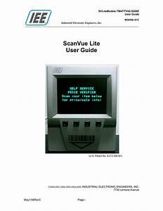 Scanvue Lite User Guide