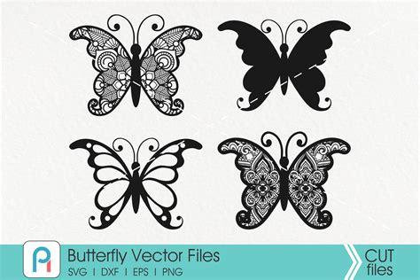 Butterfly zentagle mandala svg 001. Butterfly Svg, Butterfly Mandala Svg, Mandala Svg ...