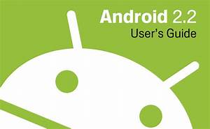 Download  Official Android 2 2 User Guide