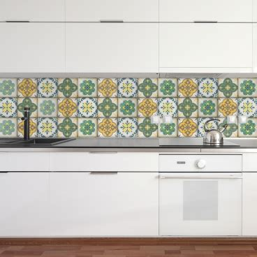 moroccan tile kitchen backsplash moroccan tiles stickers pack of 16 tiles tile decals 7852