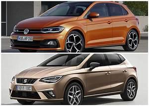 Polo Volkswagen 2018 : 2018 vw polo vs seat ibiza mqb a0 photo comparison ~ Jslefanu.com Haus und Dekorationen