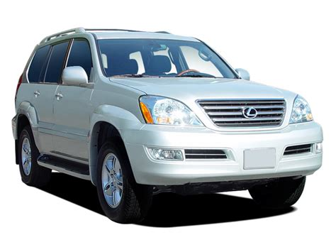 2007 Lexus Gx470 Review And Rating