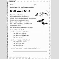 Free Printable Reading Comprehension Worksheets For Kindergarten Beautiful Kindergarten Grade 1