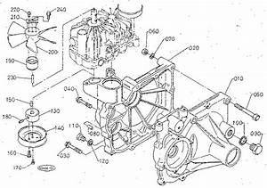 Transmission Case  Hst  Diagram  U0026 Parts List For Model