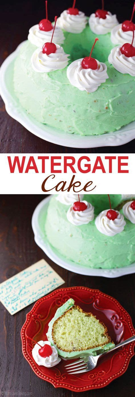 cake watergate recipe momlovesbaking icing