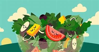 Salad Eat Ibs Would Hurts Kill