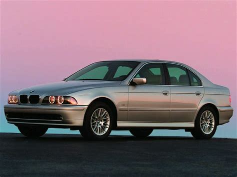 Bmw 530i 2001  Reviews, Prices, Ratings With Various Photos