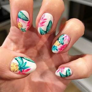 prepare for summer 2019 try amazing nail designs for you