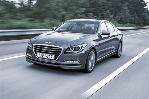 Hyundai Genesis Safety Rating hyundai genesis gets top safety rating auto express