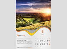 37+Premium and Free PSD Calendar Templates & Mockups to
