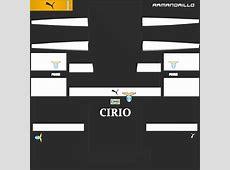 Lazio Retro Kit For PES 2017 by Armandrillo PES Patch