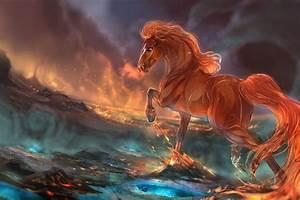 Fantasy Horse Wallpaper ·① WallpaperTag