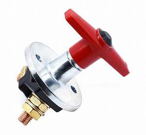 Battery Disconnect Isolator Master Switch For Marine Boat