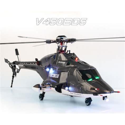 Walkera V450bd5 Airwolf 450 Size Scale Design-new