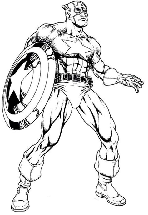 images  coloring pages superheroes