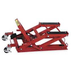 torin big red motorcycle jack floor lift stand 1500 lbs