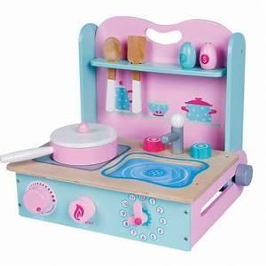 Cuisine Enfant En Bois : cuisine en bois pour enfant pliable lelin toys 44 90 ~ Teatrodelosmanantiales.com Idées de Décoration
