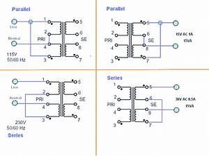 Mains Voltage Power Transformers